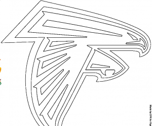 Nfl Logos Coloring Pages 2 as well 12736811419147138 furthermore Titans Week Three Snap Counts besides A Cartoon Falcon also Brown Middle School Volleyball Meeting. on falcons football