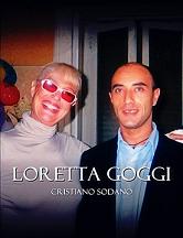 LORETTA GOGGI e CRISTIANO SODANO