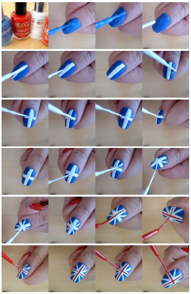 Ногти дизайн как сделать