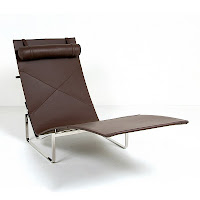 PK24 Chaise Lounge Reproduction