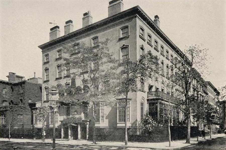 Nicksternet Gilded Age New York