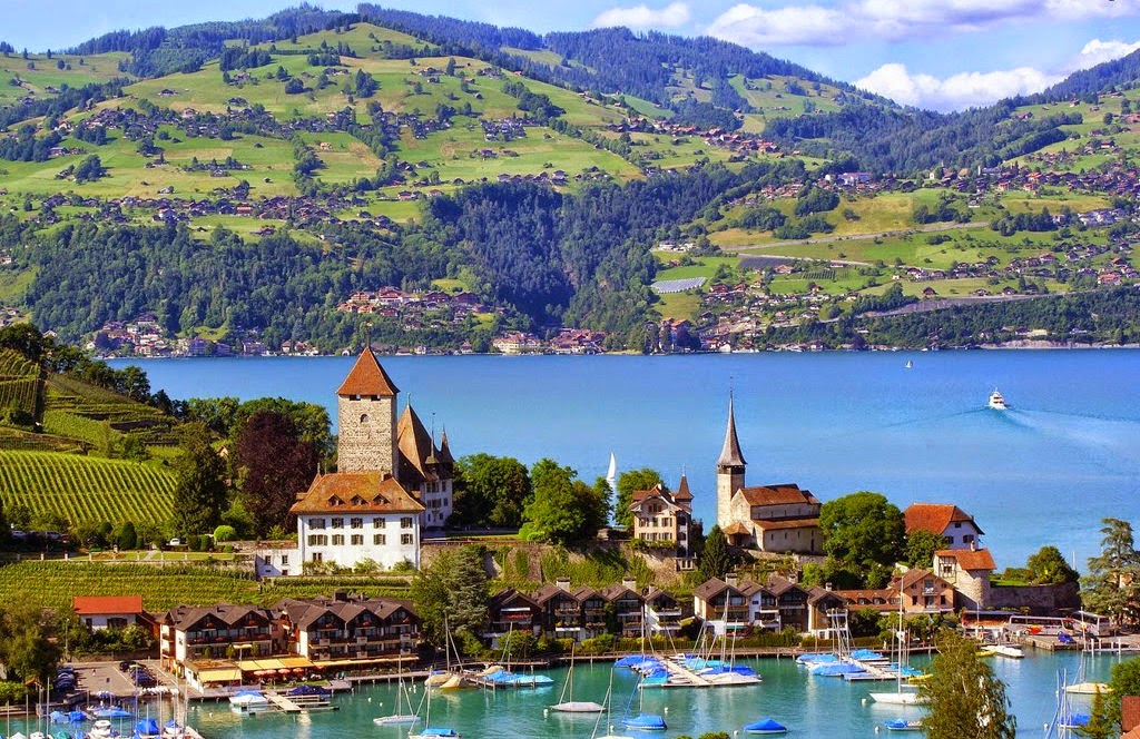 I Love Travel The Most Beautiful Places In Switzerland