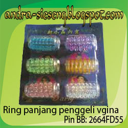 RING PANJANG MANUAL PENGGELI KLISTORIS VAGINA | SEXTOYS WANITA-SEXTOYS PRIA