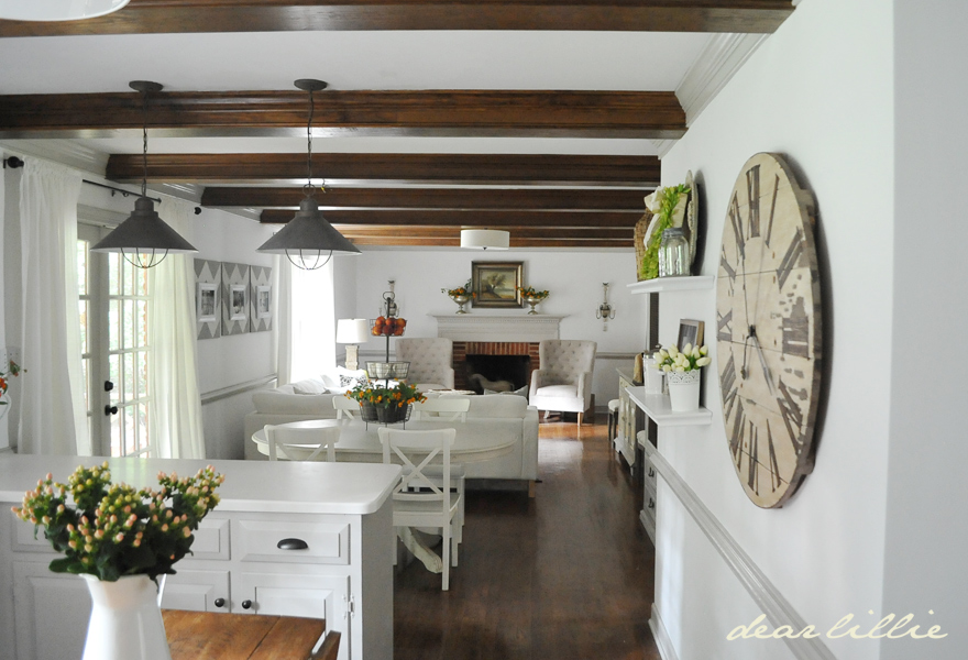 Our Kitchen Makeover on a Bud Phase 1