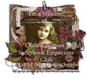 Outlaw Women Scrapbook Emporium
