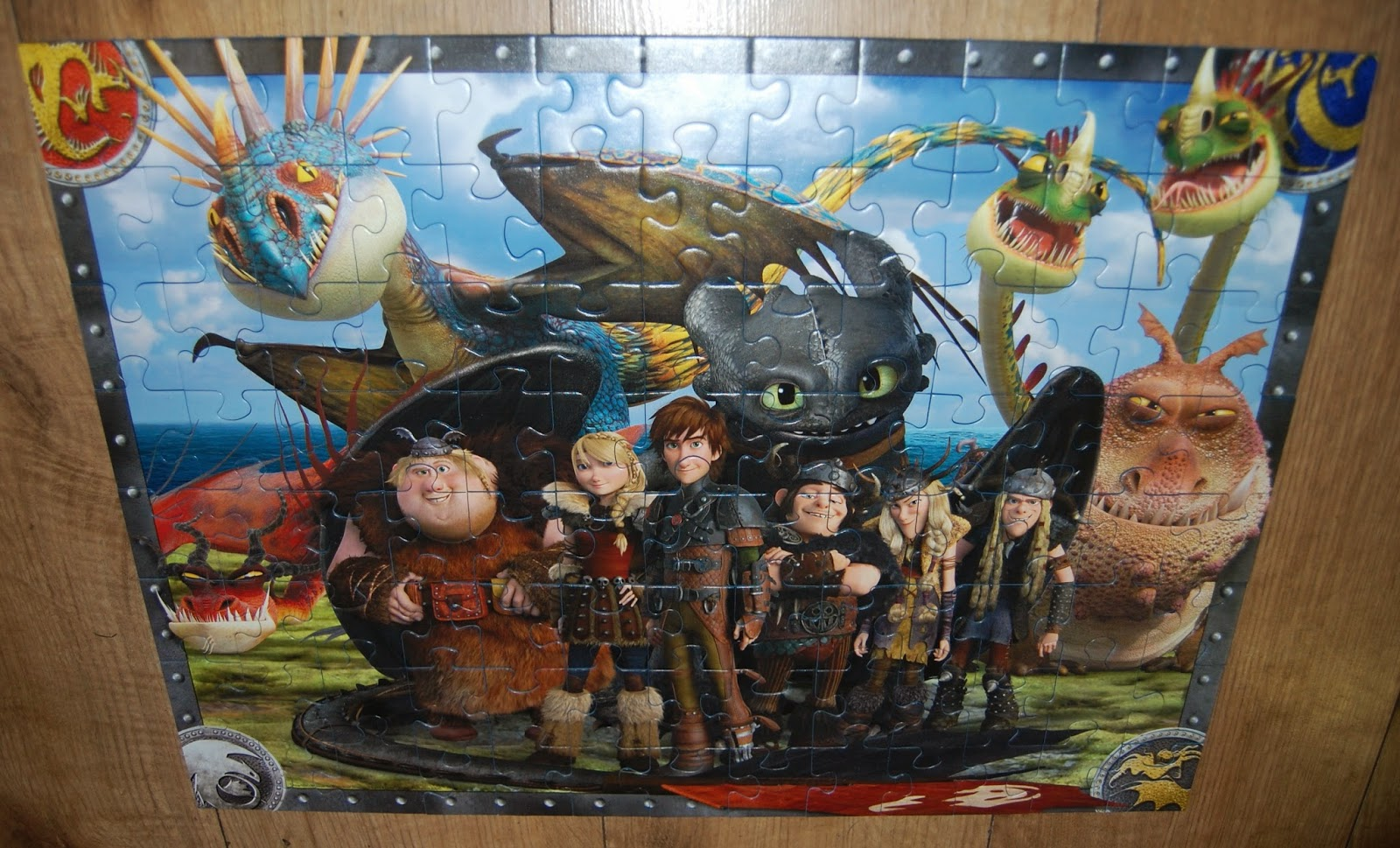 how to train your dragon three