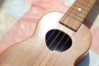 koaloha pikake soprano ukulele shine on body