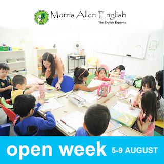 Morris Allen English Class