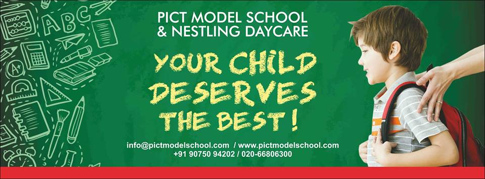 PICT Model School and Daycare, Pune