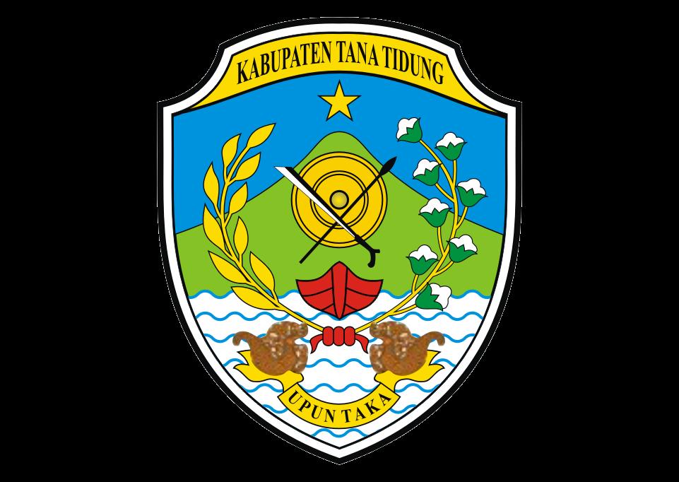 Kabupaten Tana Tidung Logo Vector download free