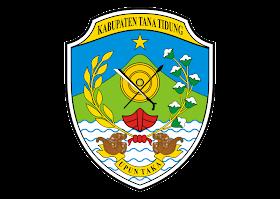 Logo Kabupaten Tana Tidung Vector download free