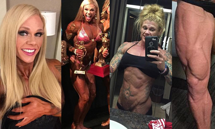 Cammie Lynne Spindel Takes The Overall Title At The 2015 Elite Muscle Classic
