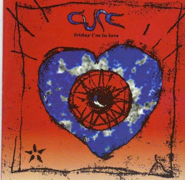 "Las mejores 500 canciones según NME: #366 The Cure – ""Friday I'm In Love"""
