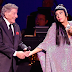"Recaudaciones de los dos primeros shows del ""Cheek to Cheek Tour"""