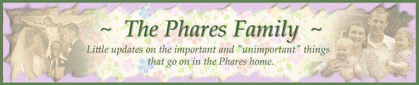 The Phares Family