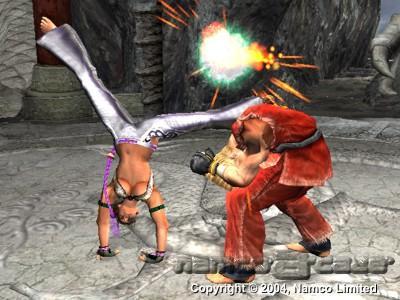 Analise: Tekken 5