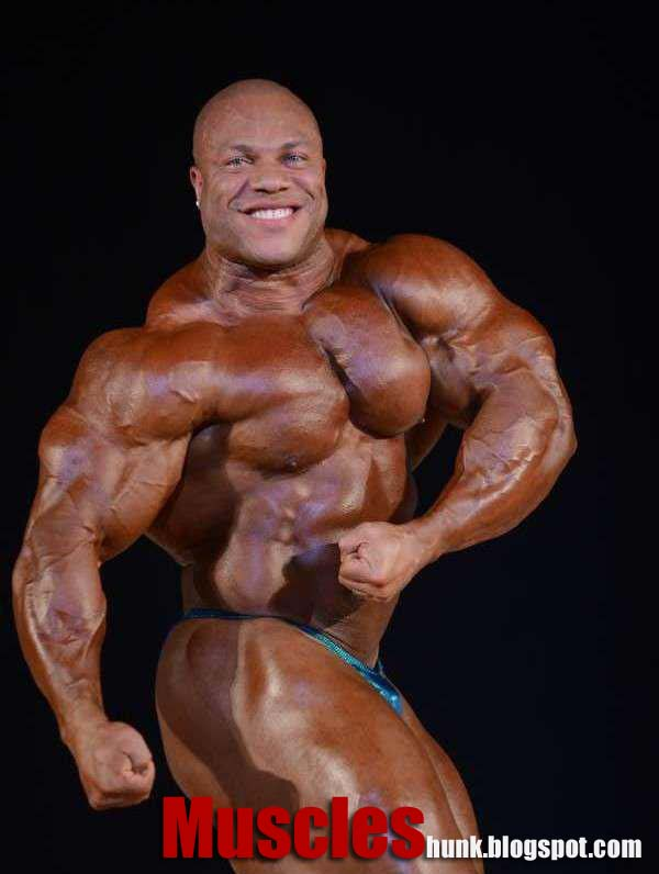 Mr.Olympia Phil Heath Guest Posing- - 33.2KB