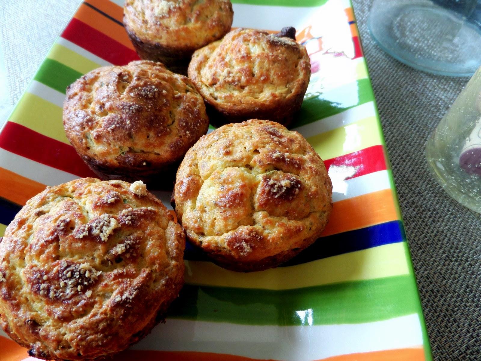 Sun-dried Tomato Cottage Cheese Muffin Recipe — Dishmaps