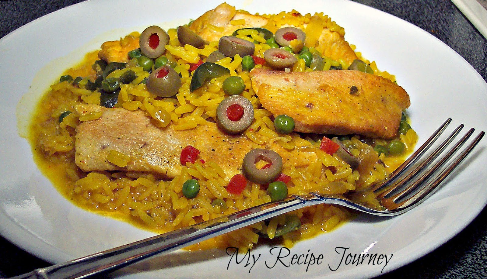 Quick and Easy Arroz Con Pollo