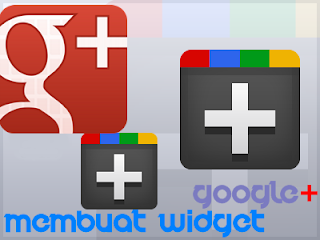 widget google plus