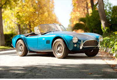 RUSTY CARS 1964 Shelby Cobra have great price