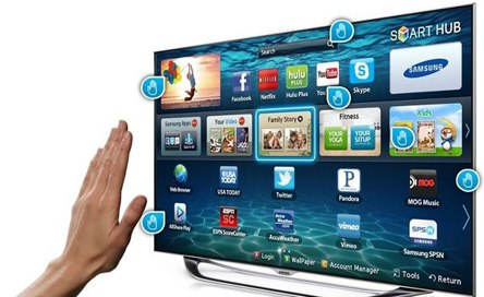Saudi Prices Blog: Samsung's Smart TV Tech Operate TV with Voice or ...