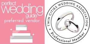 Official Twin Cities Wedding Association Member