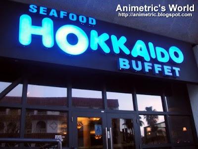 Hokkaido Seafood Buffet California USA