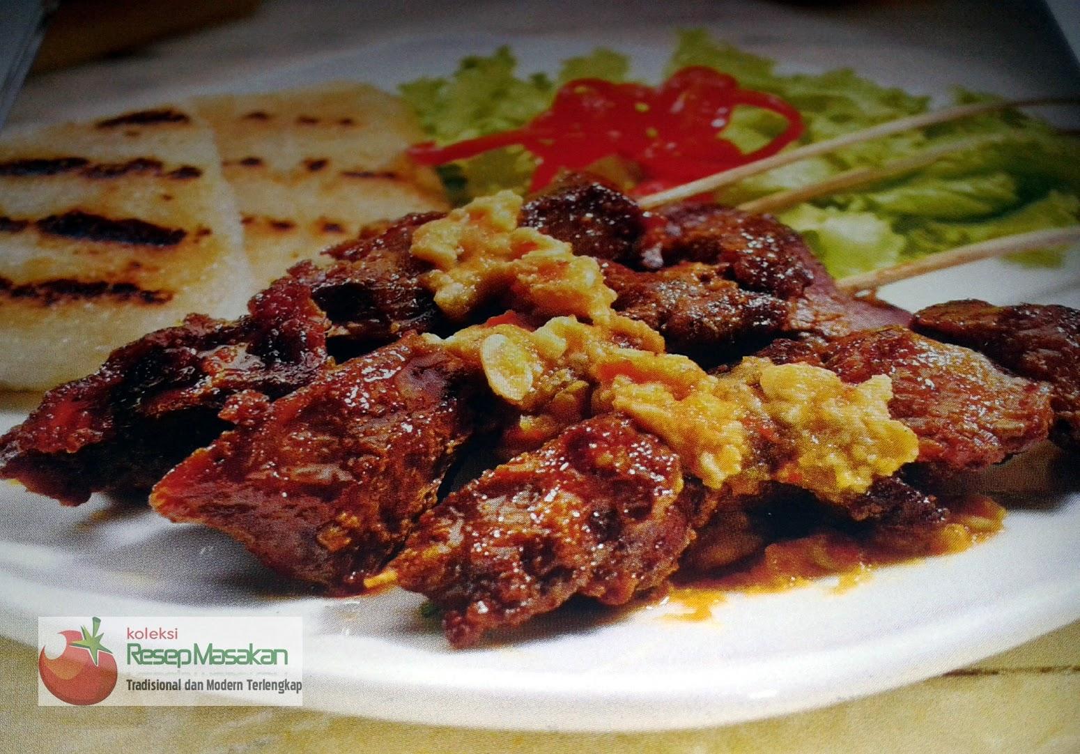 Resep Sate Maranggi Cianjur