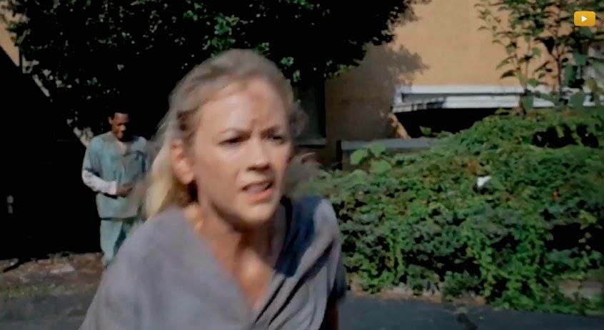 Beth en la 5ª temporada de The Walking Dead