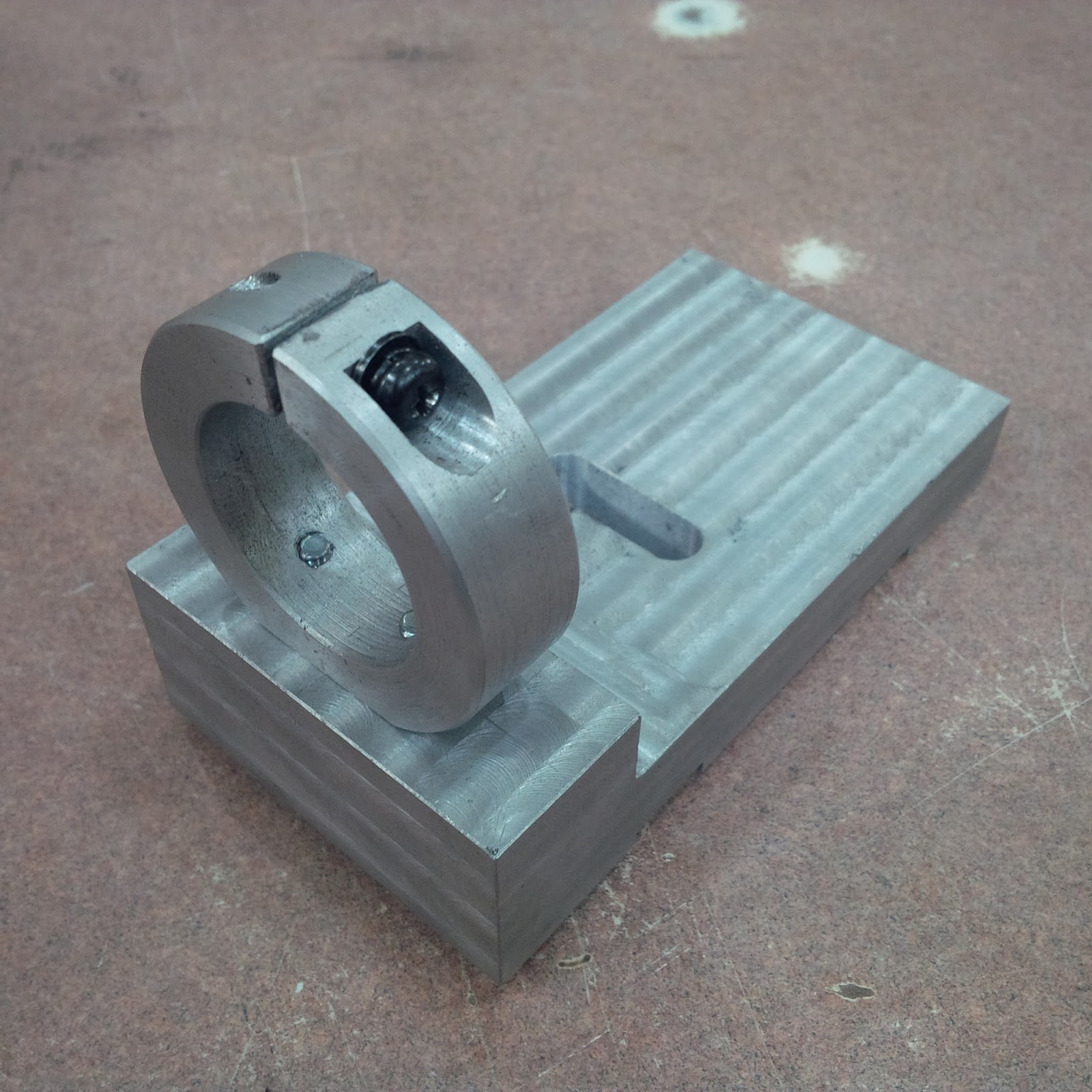 Pencil Grinder At Harbor Freight ~ Another day project diy tool post grinder for