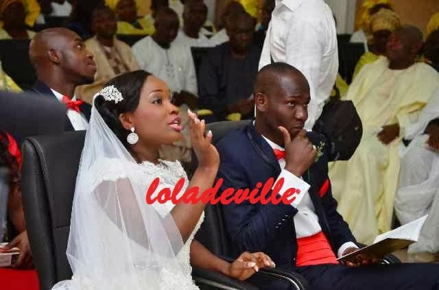 More Photos from Oyo Commissioner, Dapo Lam-Adesina's wedding