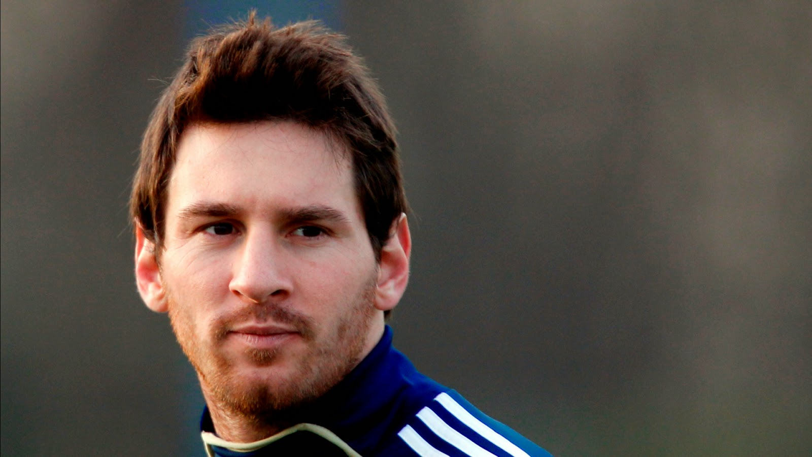 Lionel Messi Short Hairstyles