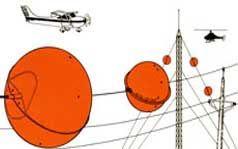 Alasan Mengapa Kabel Listrik Tegangan Tinggi Ada Bola-bolanya