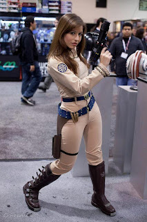 Cosplay Galactica