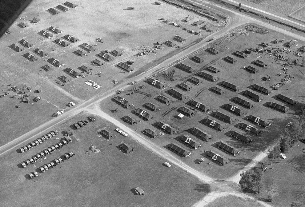 Opa Locka Airport History at The Opa Locka Airport
