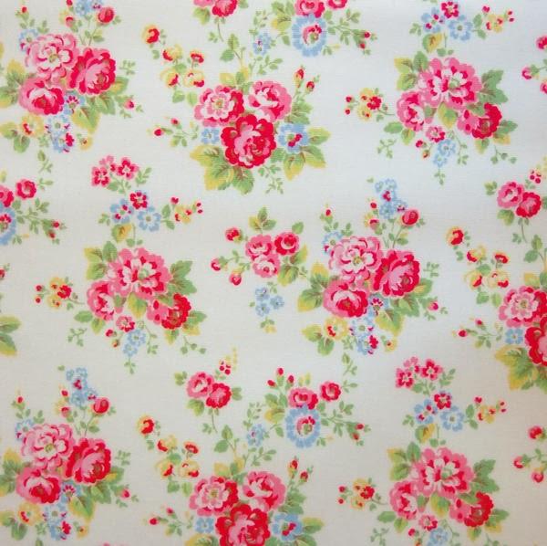 """Gesucht wird """"spray flower white"""" von Cath Kidston"""