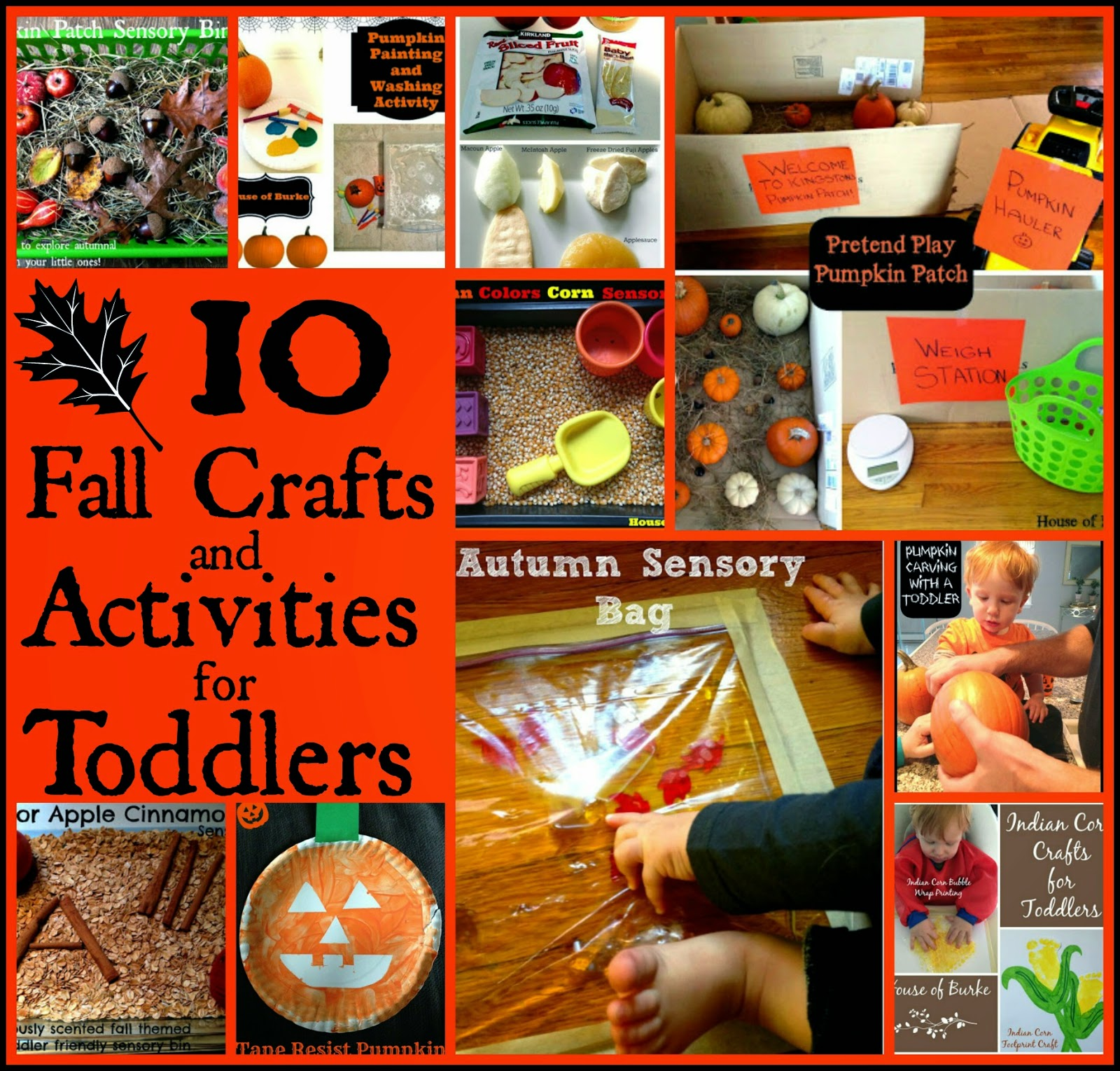 Fall colors activities for toddlers - To Celebrate The First Day Of Autumn Here Is A Compilation Of Some Of Our Favorite Fall Crafts And Activities For Toddlers