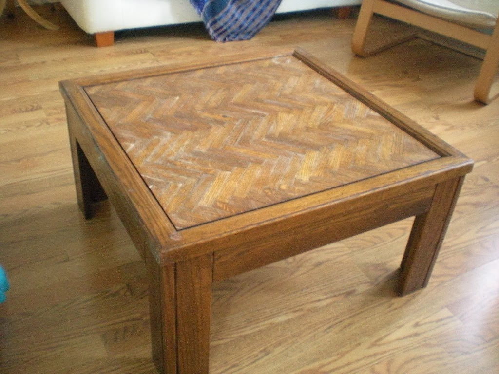 W E S T Winnipeg Etsy Street Team Diy Coffee Table Make Over Brighten Your Wood Furniture