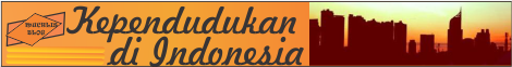 SANG PENDUDUK INDONESIA