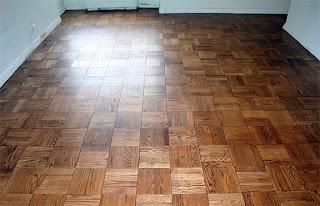 Parquet Floor Refinishing, NY
