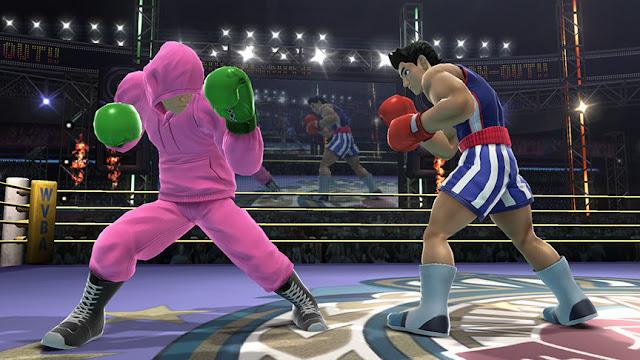 Llegan nuevos trajes a Super Smash Bros 1