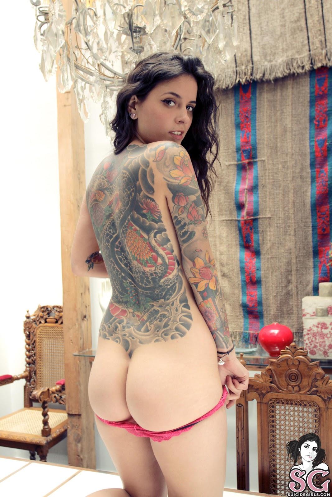 Pia Slapka fotos modelo video desnuda Argentina