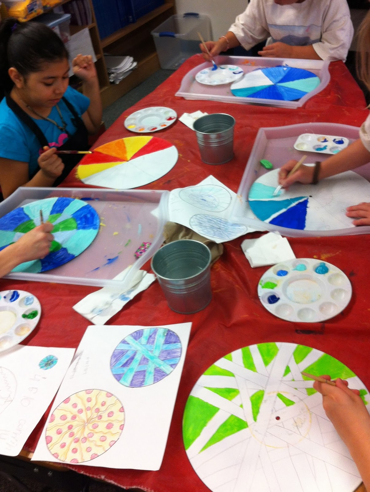 Rethink crafts art week 2015 recycled vinyl record bowls for Vinyl records arts and crafts