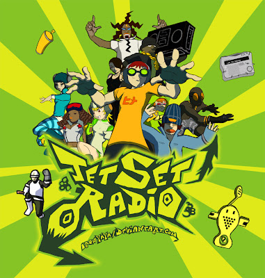 Jet Set Radio