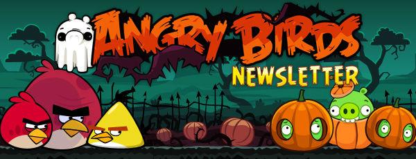 Angry Birds News Blog: Angry Birds Seasons Ham'o'ween Now ...