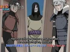 Assistir Naruto Shippuden 305 – Vingadores Online Legendado