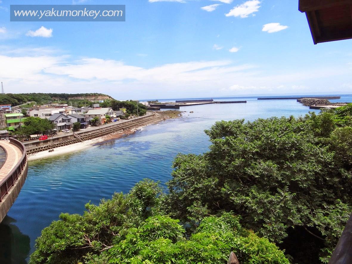 Anbo river mouth, Yakushima