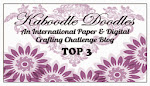 Do you want to win this badge for your blog?  Enter our challenges!! =)