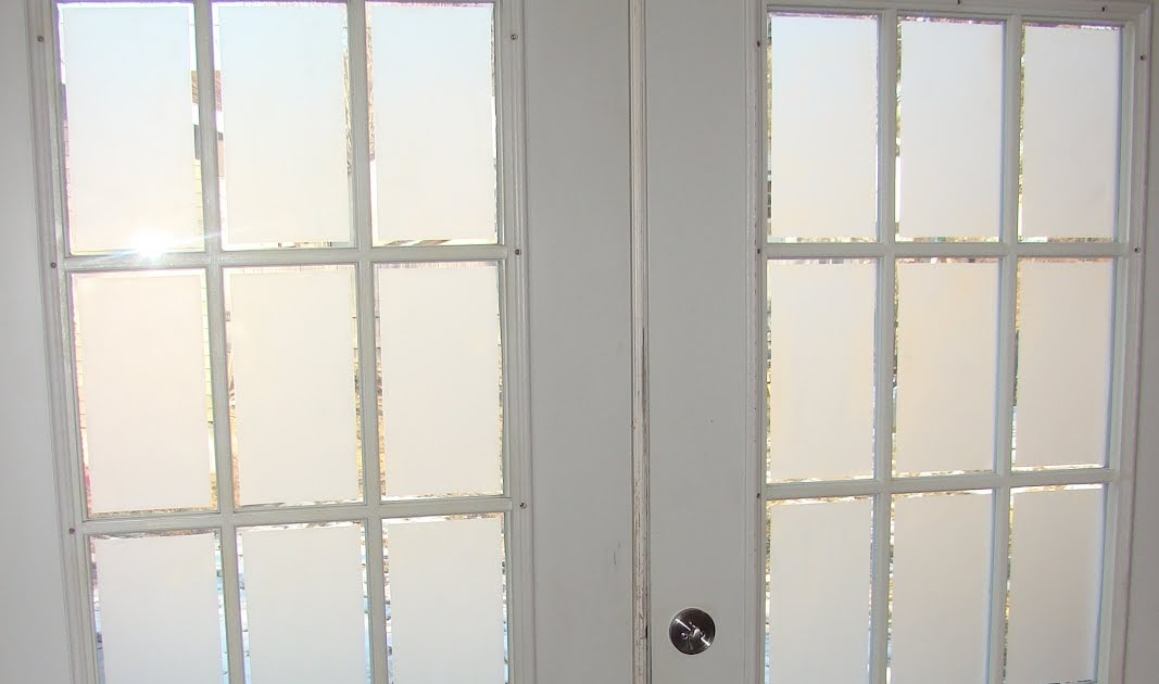Cindy riddle frosted glass on french doors for French doors no glass